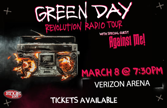 Green Day Featured Event