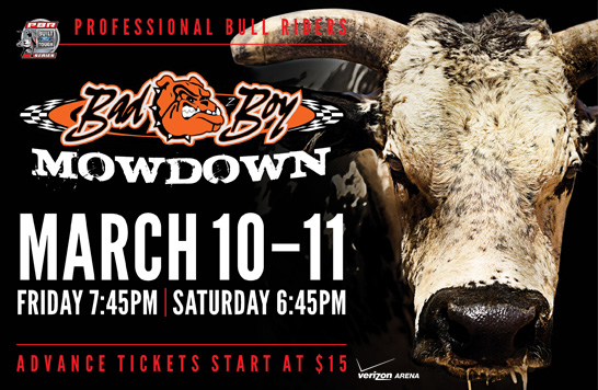 Professional Bull Riders 2017 Featured Event