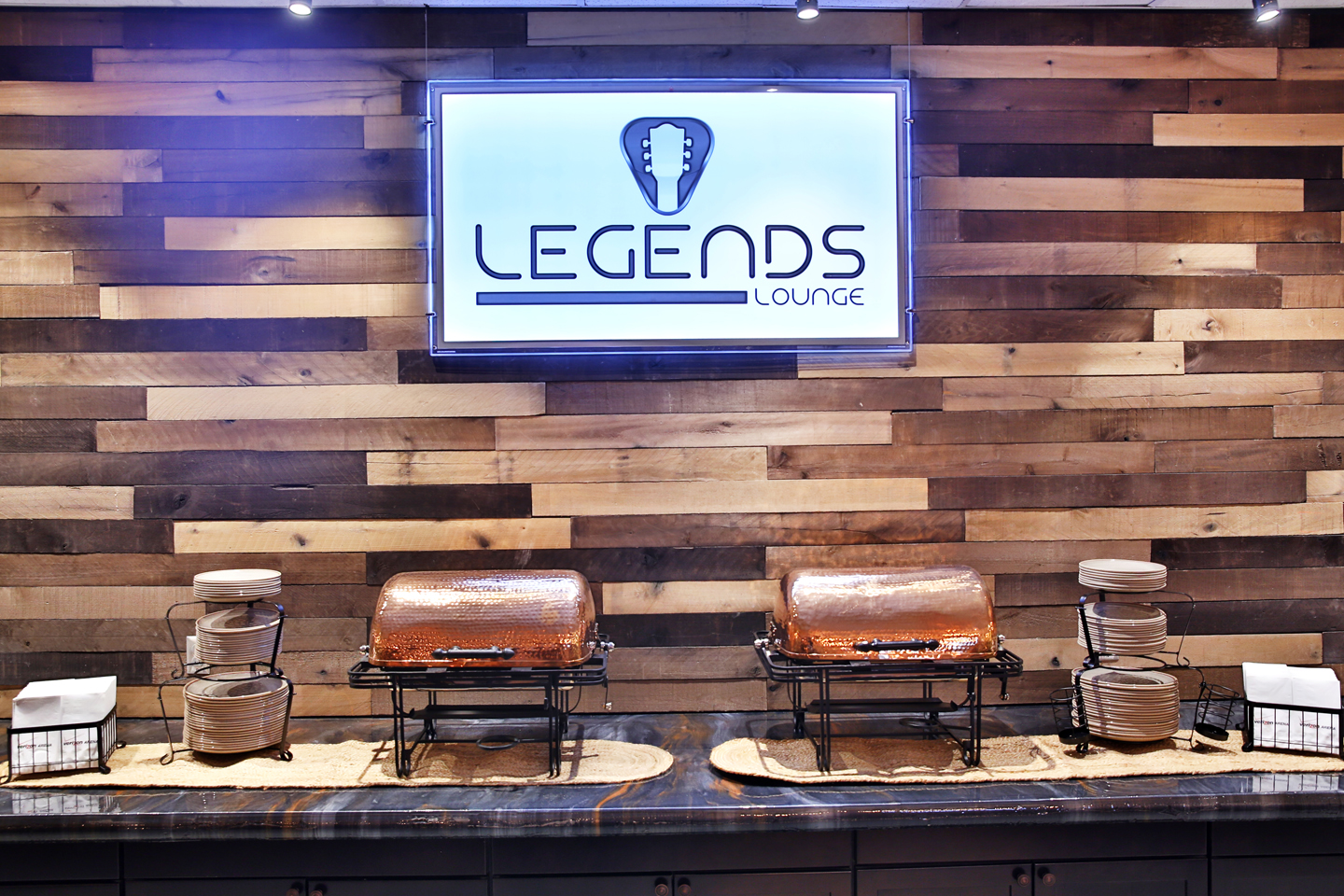 Legends Lounge